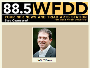 WFDD interview on immigration topics